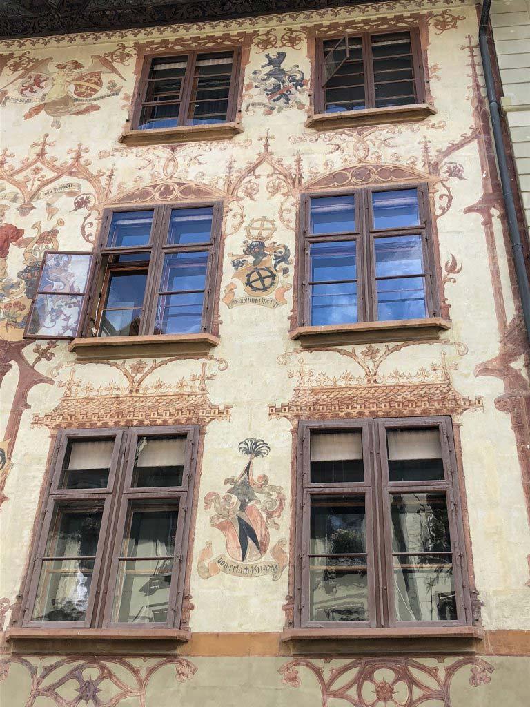 Markise Denkmalschutz Kastenfenster