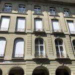 Senkrechtmarkise Fassade
