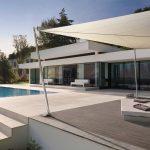 Segel Terrasse modern